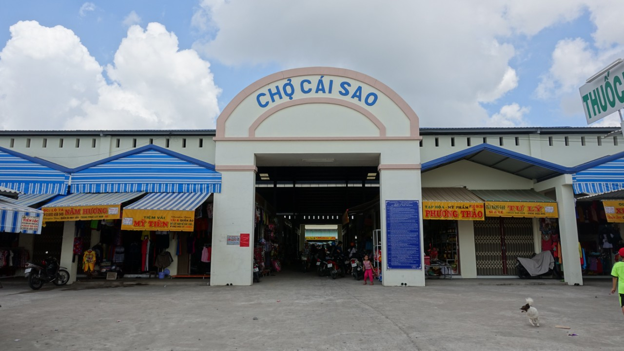 Cho Cai Sao