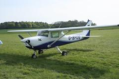 G-BFOG Cessna 150M (150-76223) Popham 040514