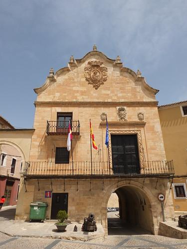 Ayuntamiento - Fachada a la plaza
