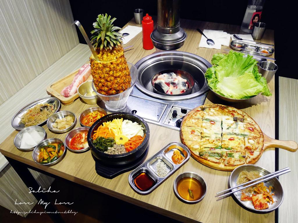 台北東區台韓民國韓式燒肉店 (19)