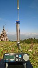 ELAD FDM-DUO with MP1-Antenna