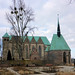 Magdeburg St. Petri 1150 davor Magdalenenkapelle 1315 by Wolfsraum