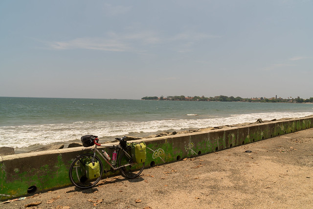 Marine Walk in Galle