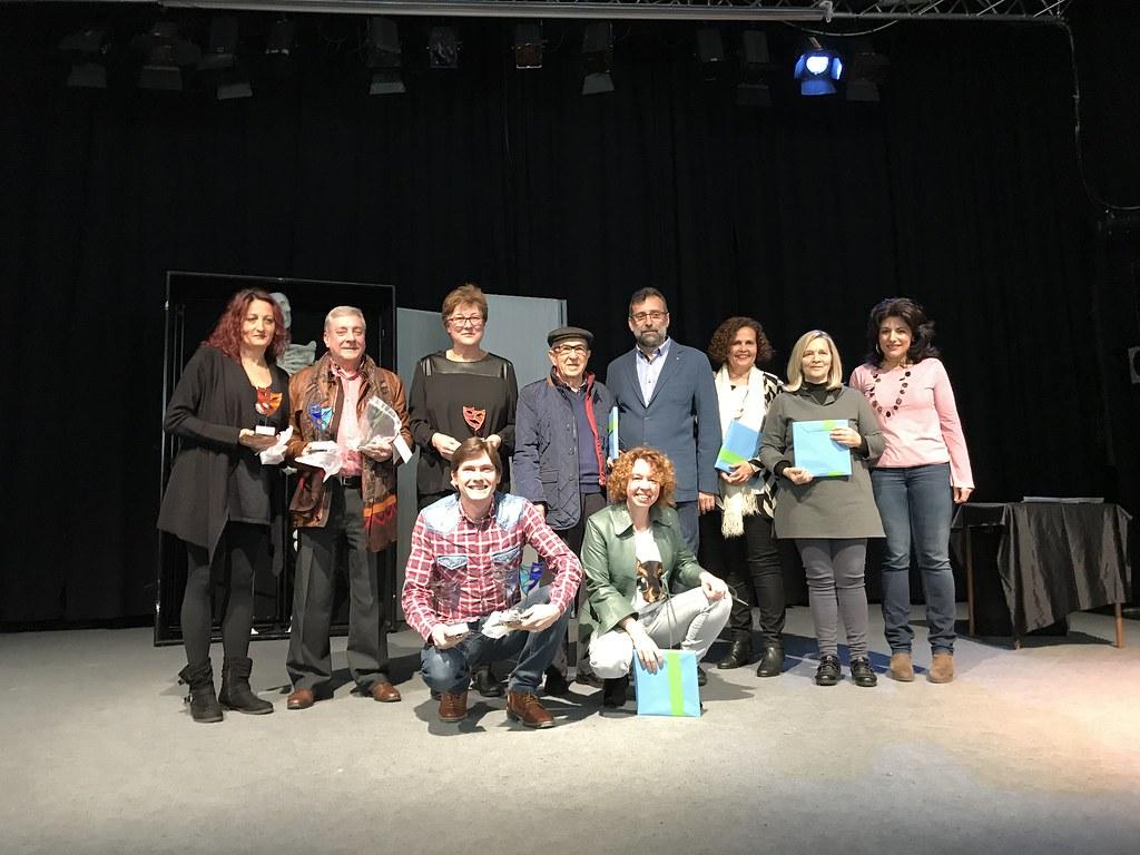 """La obra teatral """"Arte"""" de Orig3n Teatro gana el Premio del Público en el XXVI Certamen de Teatro No Profesional Ciudad de Coria"""