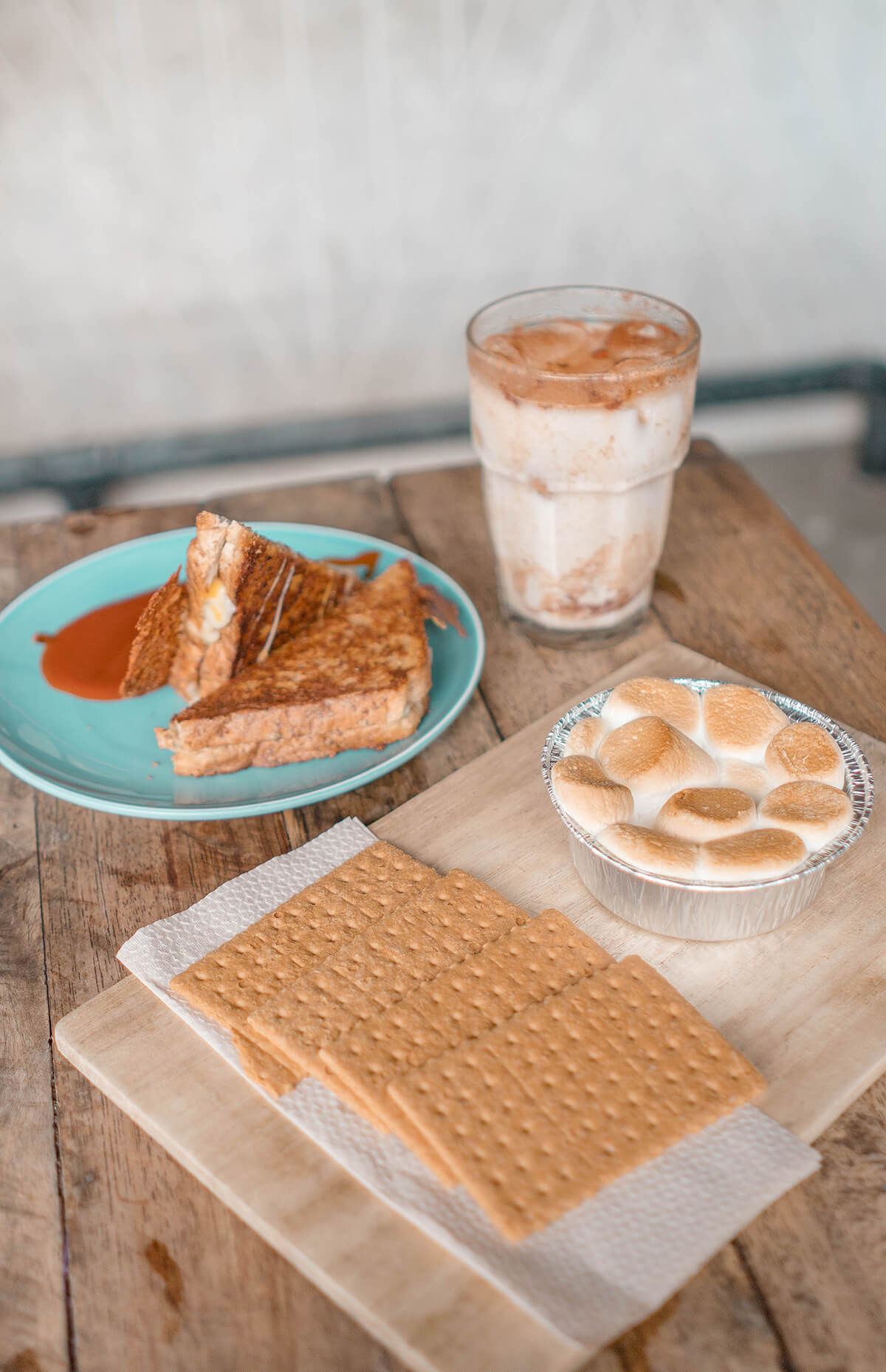 El Union Coffee La Union S'mores