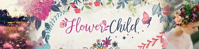 Flower Child Banner