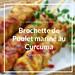 Bonjour les gourmands ! Voici le plat du jour (12€) : Brochette de poulet mariné au curcuma Salade du soleil