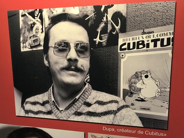Exposition Cubitus