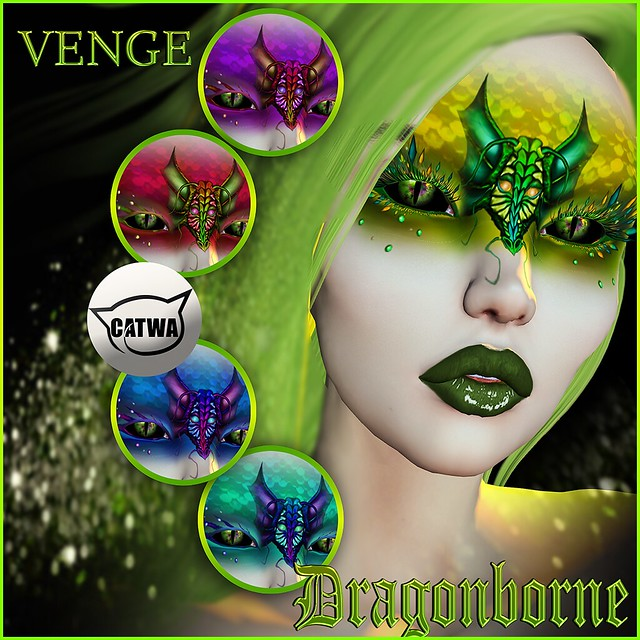 VENGE - Catwa - Dragonborne Revisited Makeup_Resize