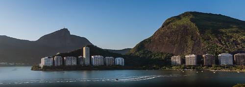 Rodrigo de Freitas Lagoon - Rio de Janeiro - Brazil