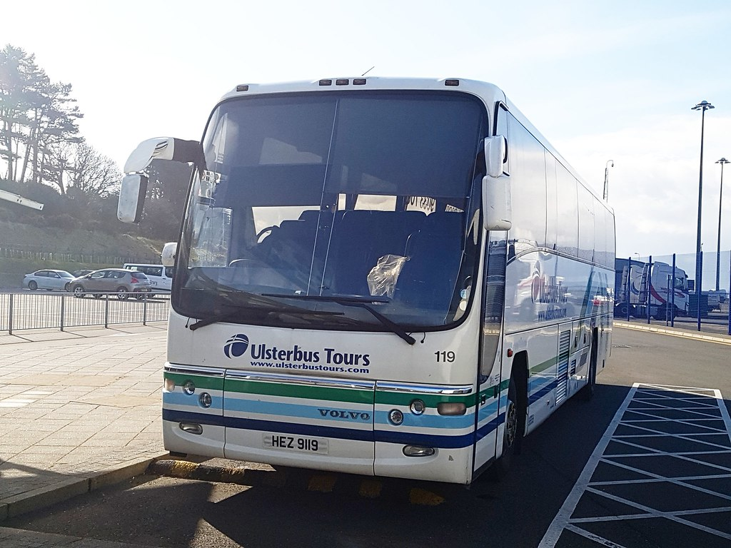 Ulsterbus Day Tours