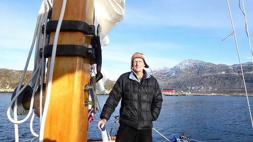 Arriving Nuuk