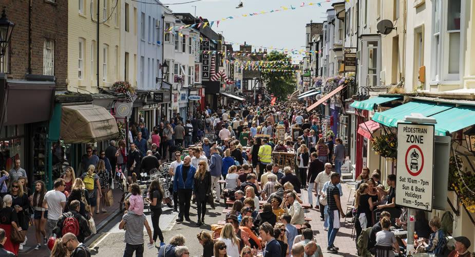Stedentrips Engeland: een kleurrijke stedentrip Brighton | Mooistestedentrips.nl