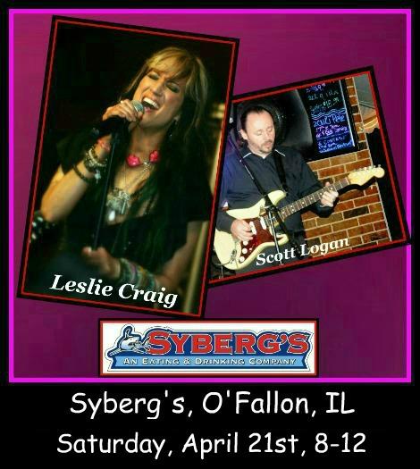 Leslie Craig 4-21-18