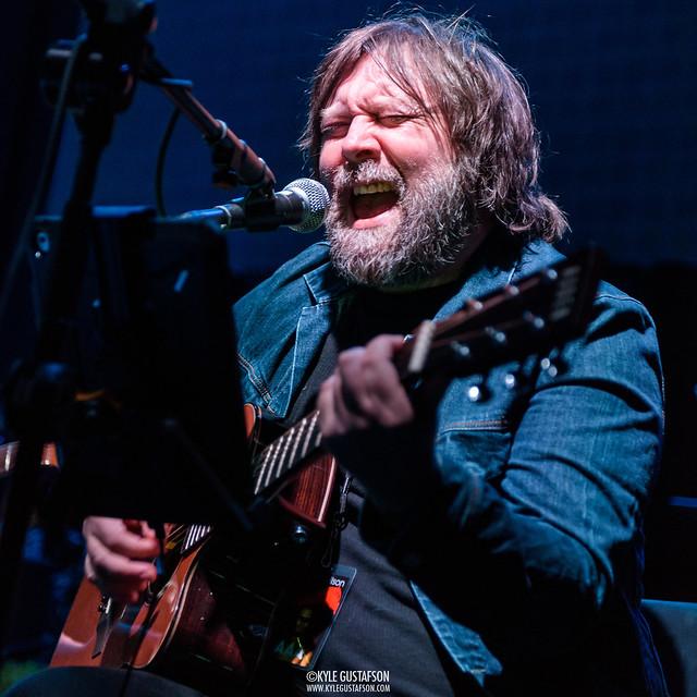 Paul Draper performs at the 9:30 Club in Washington, D.C.