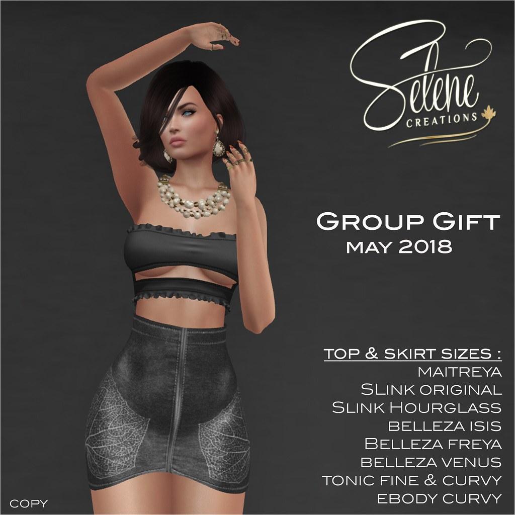 Group gift may 2018 - TeleportHub.com Live!