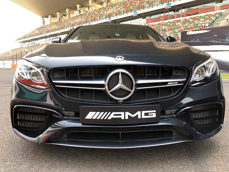 Mercedes AMG E63S