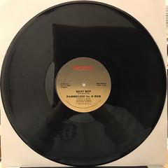 RAMELZEE VS. K-ROB:BEAT BOP(RECORD SIDE-A)