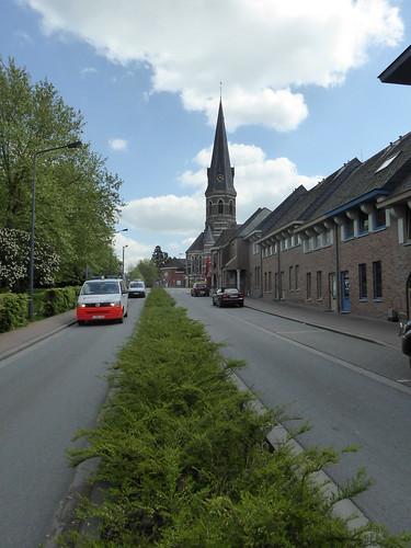Antoing, l'église Saint Pierre (1)