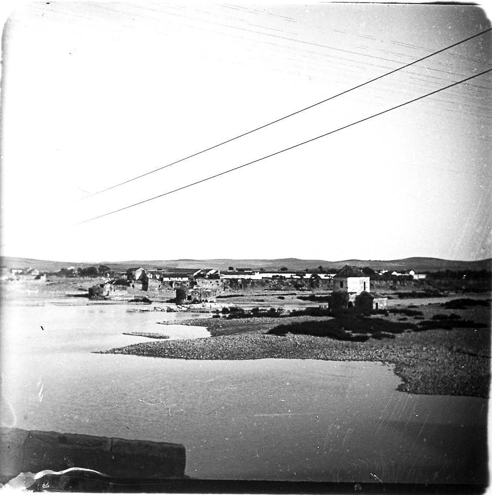 Кордова. Отдаленный вид на город