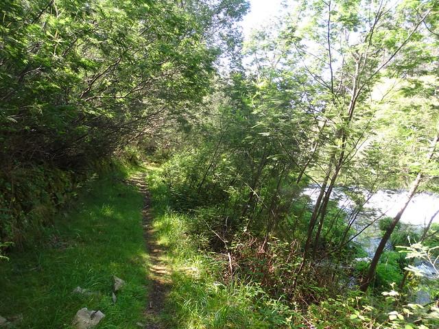 Sendero río Grande Camariñas
