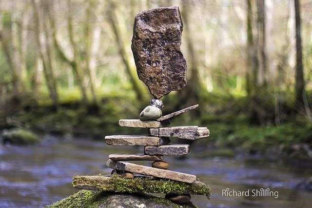 Rock Balance before Tears