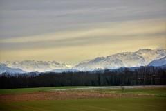Rhone valley, France