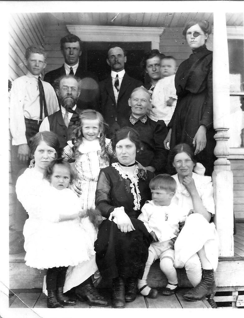Fast family German Elisaveta