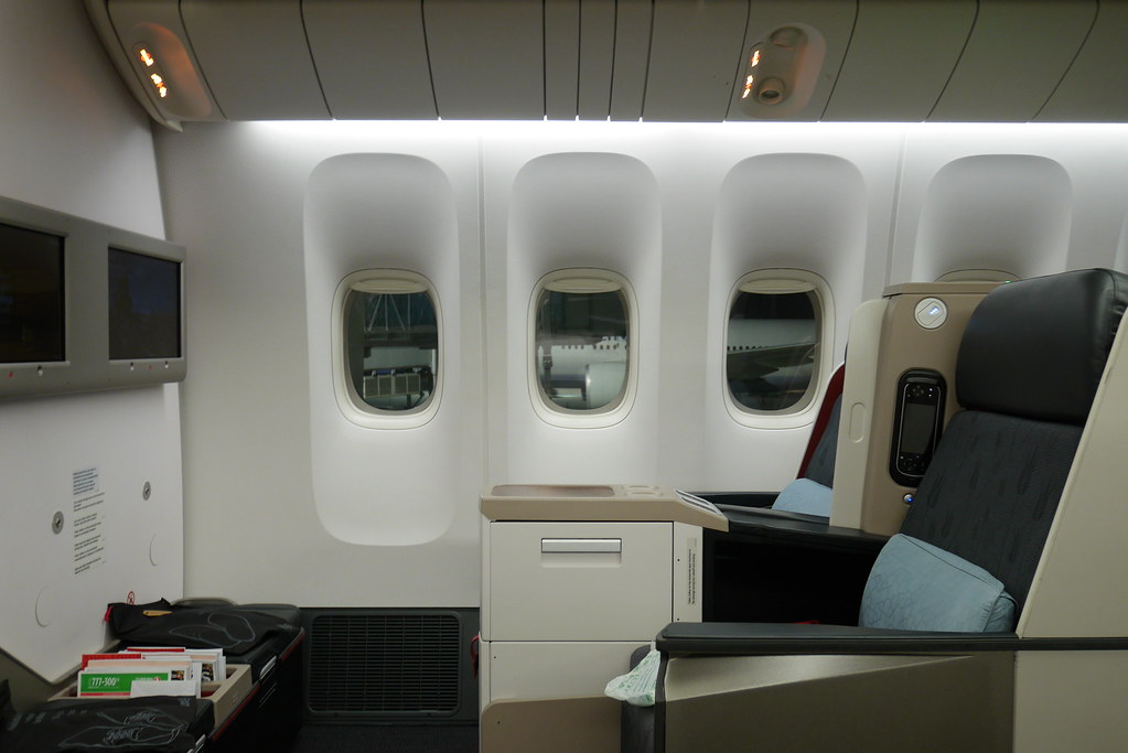 土耳其航空商務艙座位Turkish Airlines Business Class Seat