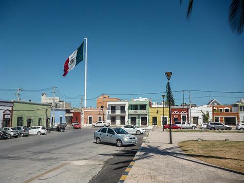 Campeche square
