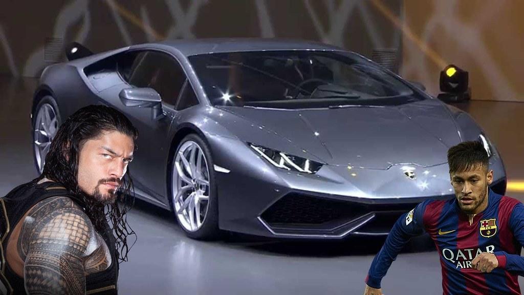 neymar jr cars vs roman reigns cars -2018   neymar jr cars…   flickr