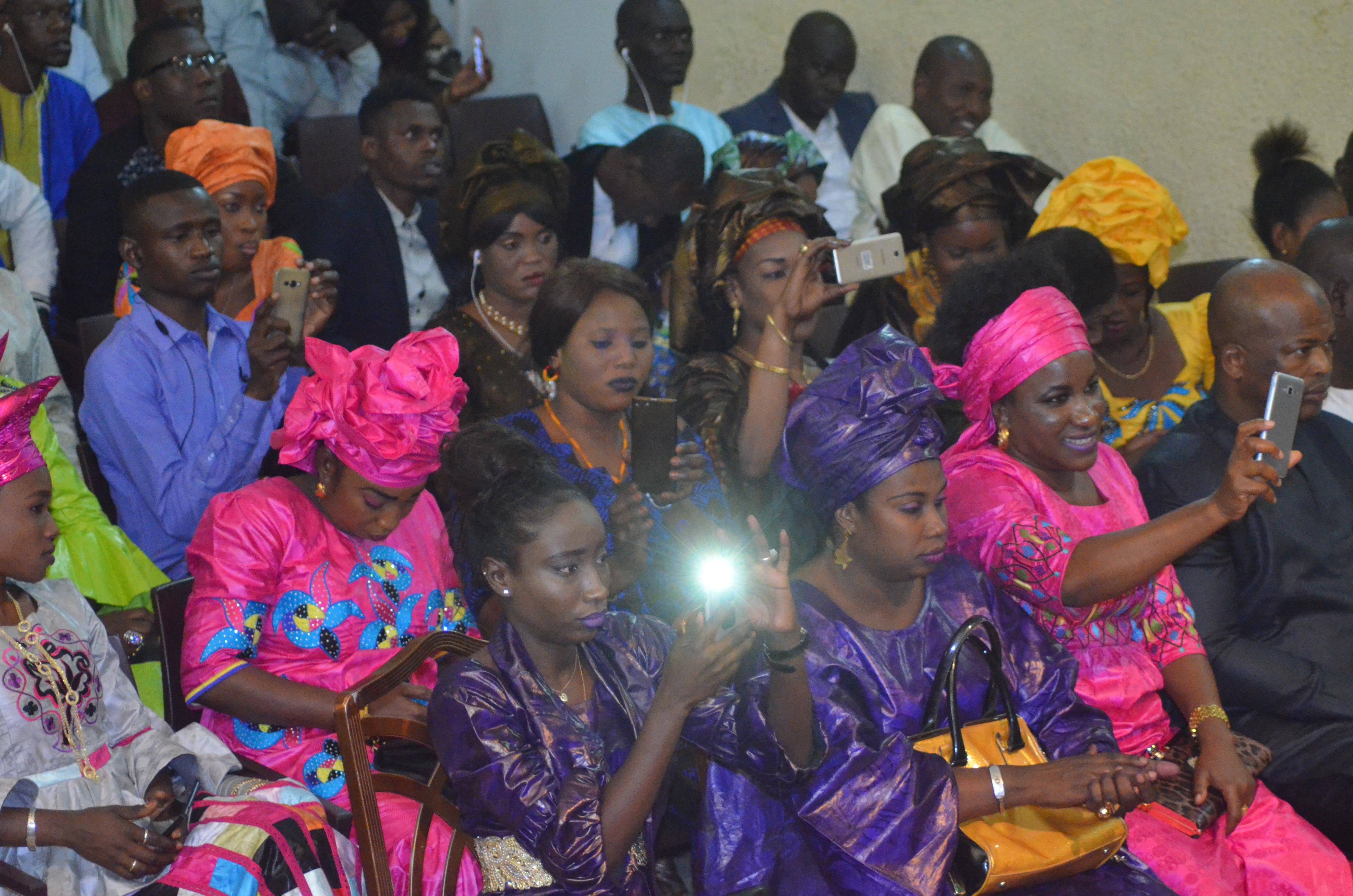 Première Edition soirée culturelle de l'Association Boyinadji Ma fierté de Bokidiawé, le parrain Bocar Abdoulaye Ly appelle à l'union des cœurs (20)
