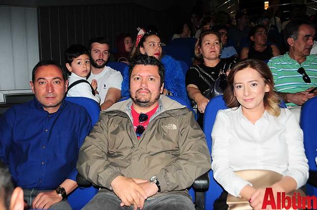Cevdet Zamanoğlu ve ailesi