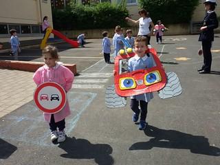 Educazione stradale scuola 'San Nicola' Putignano (2)