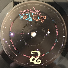 DEEE-LITE:WORLD CLIQUE(LABEL SIDE-A)