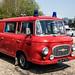 Kersey Mill, Drive It Day-Fire Van