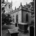 St James Papplewick From South East Ilford Pan F Plus 50