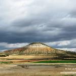 Paisaje en las lagunas de La Guardia (Toledo) 28-4-2018
