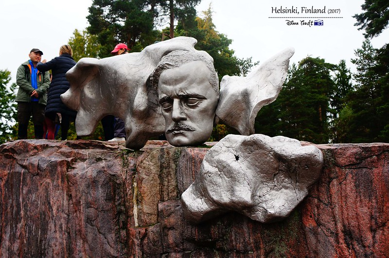 2017 Europe Helsinki Day 2 02 Sibelius Monument