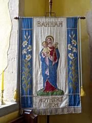 Banham, Norfolk - Church of St Mary the Virgin