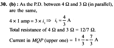 NEET AIPMT Physics Chapter Wise Solutions - Current Electricity explanation 30