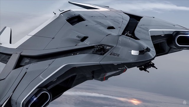 Star Citizen - Starlifter
