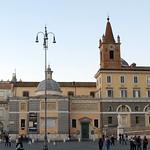 Plaza del Popolo (Roma, Italia, 13-10-2017) - https://www.flickr.com/people/26119068@N03/