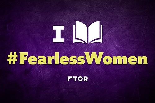 fearless women banner