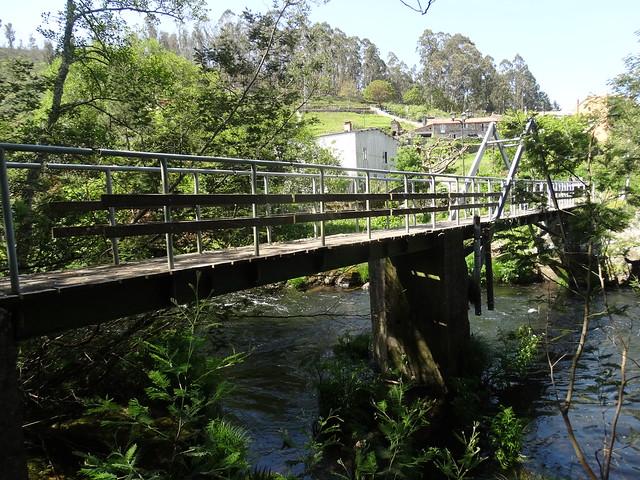 Puente PR-G 190 Ruta dos Muíños da Ponte do Porto