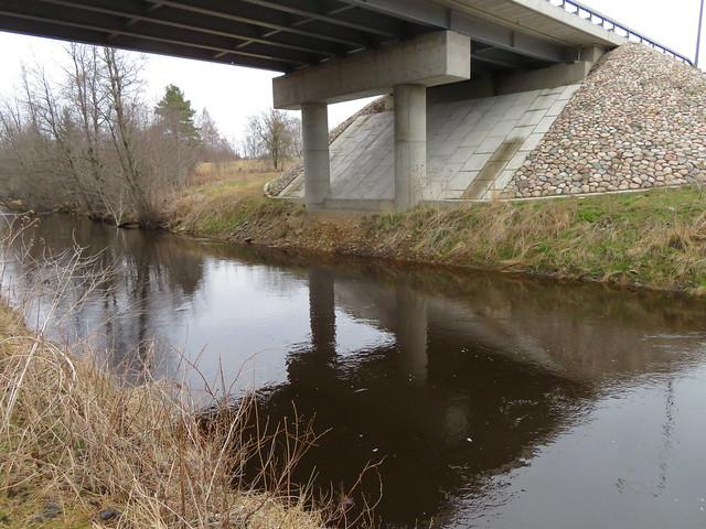 Kunda jõgi, Sämi sild