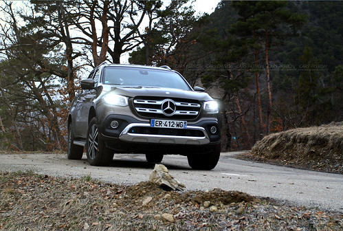 Essai Mercedes Classe X Pickup Cars Passion