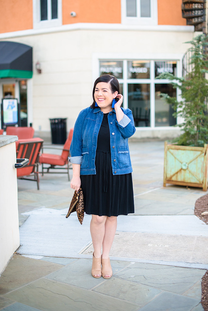 Fringe Denim Jacket-@headtotoechic-Head to Toe Chic