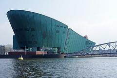 Amsterdam : le NEMO