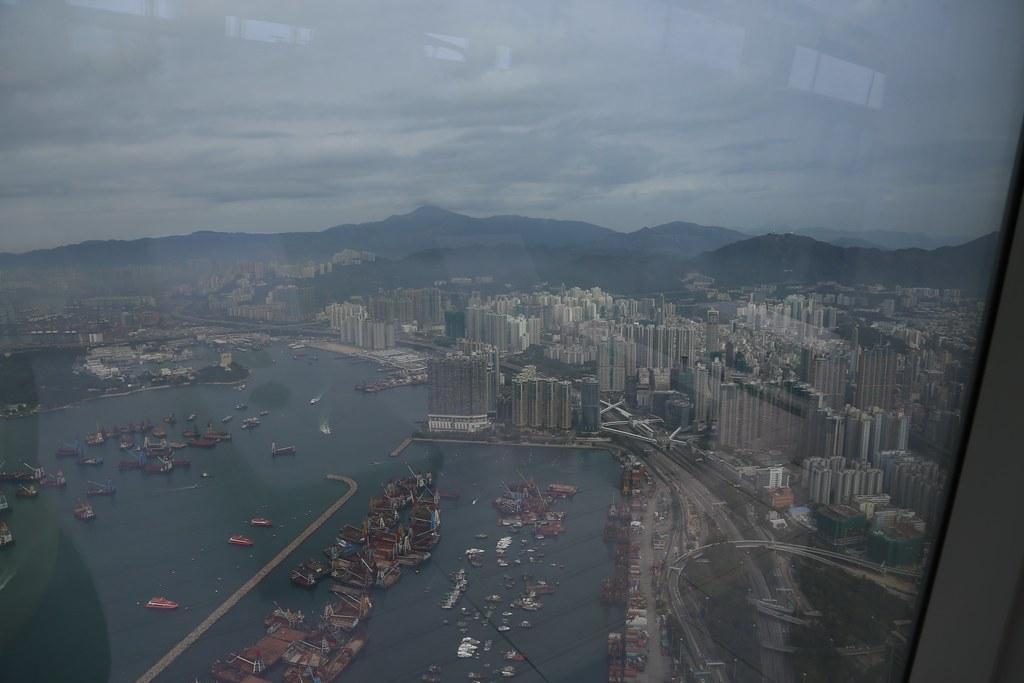 Ritz-Carlton Hong Kong Pool and Gym 24